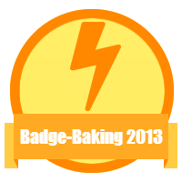 My newest badge, made with openbadges.me