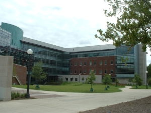 Siebel Center at the Illinois campus