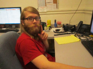 Jacob Nicholson, B.S. Physics, 2015