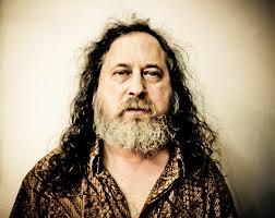 Richard Stallman. Image courtesy of http://documentally.com/2011/12/07/richard-stallman-talks/